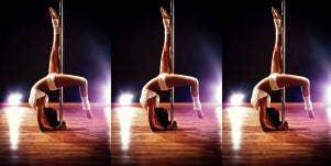 stripper poles