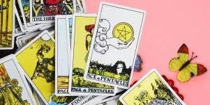 suit of pentacles tarot cards