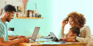 6 Survival Tips For Work-From-Home Moms