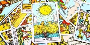 Tarot Card List + Major & Minor Arcana Meanings