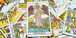 Temperance Tarot Card Meanings: Upright, Reversed, Love