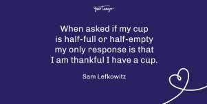 Sam Lefkowitz Thanksgiving quote