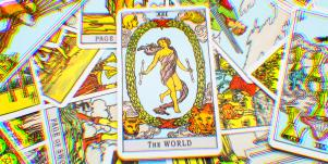 The World Tarot Card Meanings: Upright, Reversed & In Love