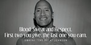 Dwayne Johnson quotes The Rock Quotes Inspirational quotes Motivation