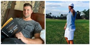 Christian Celebrity Tim Tebow Faith, Quoting Bible Scriptures Including The Verse John 3:16
