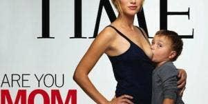 time magazine cover breastfeeding