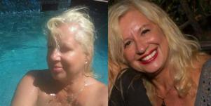 women in their 60s without makeup