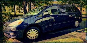 goodbye minivan mom car