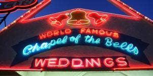 5 Celebrity Couples Who Said 'I Do' in Vegas