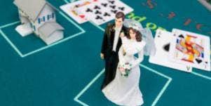wedding gambling