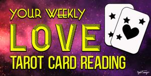 Your Zodiac Sign's Weekly Astrology Love Horoscope And Tarot Reading For March 30 - April 5, 2020