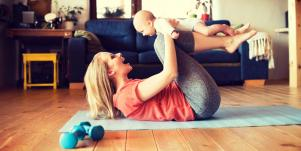 How To Lose Weight After Having A Baby & Get Fit Postpartum