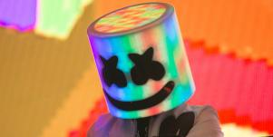 What Does Marshmello Look Like?