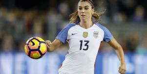 Who Is Alex Morgan? New Details On The U.S. Women's Soccer Forward And Co-Captain Competing In The World Cup