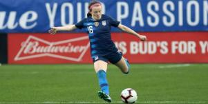 Who Is Rose Lavelle? New Details On The U.S. Women's Soccer Midfielder Competing In The World Cup