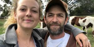 Who Is Sophie Perry? New Details About Luke Perry's Daughter — And The Beautiful Tribute She Wrote For Him