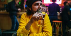 this is why alcoholics drink and what makes them quit