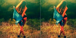 loving a wild woman