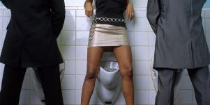 A Woman's Guide On How To Pee Standing Up Without A Device