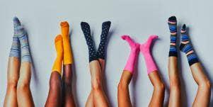10 Best Yoga Socks