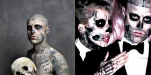 How Did Zombie Boy Die? Tattoo Model & Lady Gaga's 'Born This Way' Muse Dead Of Possible Suicide At 32