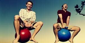 guys on bouncing ball
