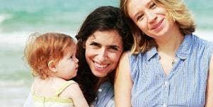 blended family lesbian