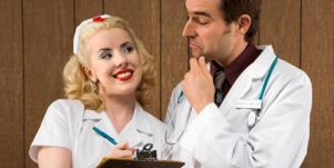 flirting doctor