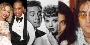 Celebrity love stories