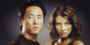 maggie and glenn walking dead