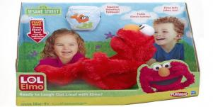 LOL Elmo from Amazon.com
