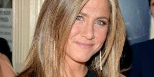 Jennifer Aniston Lob Hair