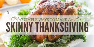 Skinny Thanksgiving