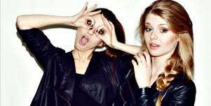 silly girls.