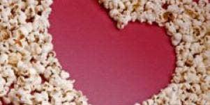 popcorn heart