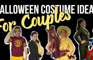 50 Clever Halloween Costumes For Couples