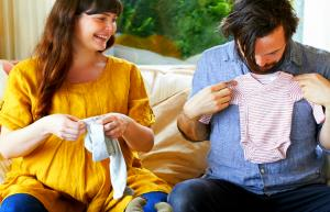 I'm Not Nervous About Having A Baby But My Husband Is Freaking OUT